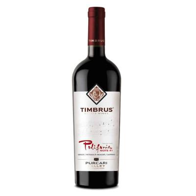 Vin Rosu Timbrus Polifonia #1 0.75L