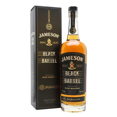 Whisky Jameson Black Barell 0.7L