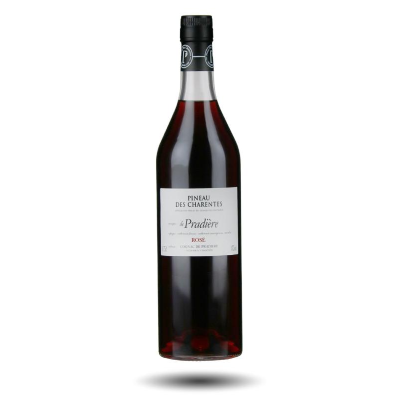 Vin Aperitiv Pineau de Pradiere Rose 0.75L