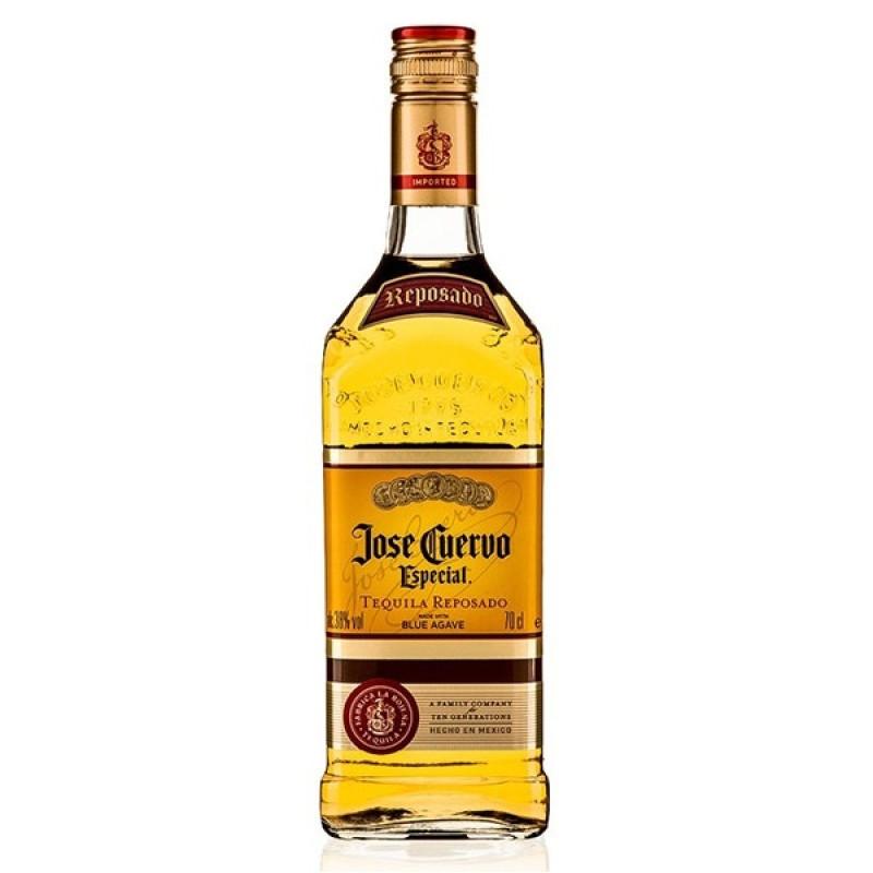 Tequila Jose Cuervo Especial Gold 0.7L
