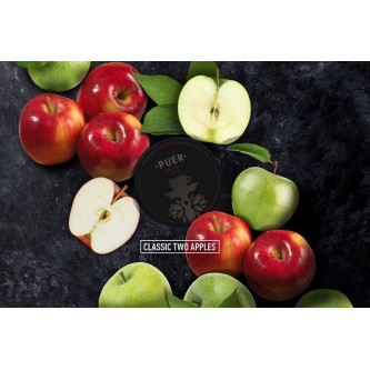 Aroma Narghilea Puer Hookah Mix Classic Two Apple 100g
