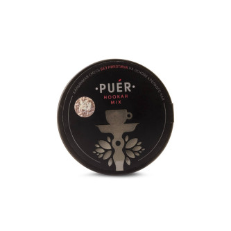 Aroma Narghilea Puer Hookah Mix Blue Plum 100g