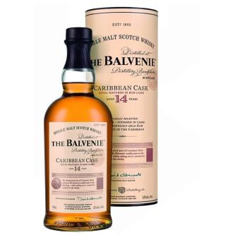 Whisky Balvenie 14 Ani Caribbean Cask 0.7L