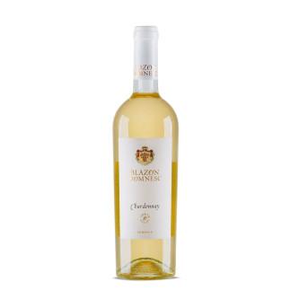 Vin Alb Blazon Domnesc Chardonnay 0.75L
