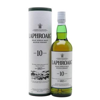Whisky Laphroaig 10 Ani 0.7L