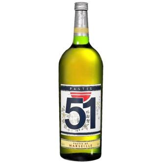 Lichior Pastis 51 0.7L