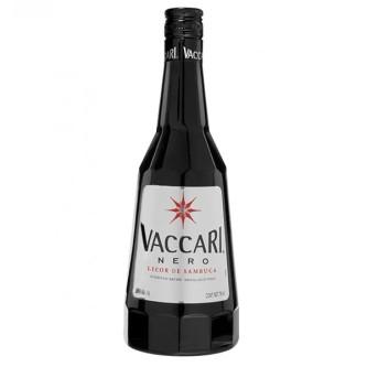 Lichior Sambuca Vaccari Nero 0.7L