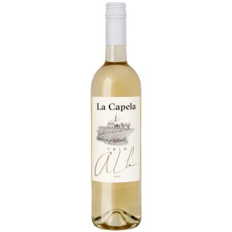Vin La Capela Trio Alb 0.75L