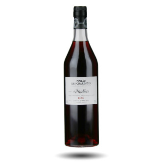 Pineau de Pradiere Rose 0.75L