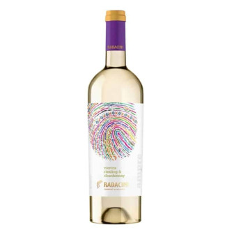Vin Alb Radacini Ampre Viorica, Riesling & Chardonnay 0.75L