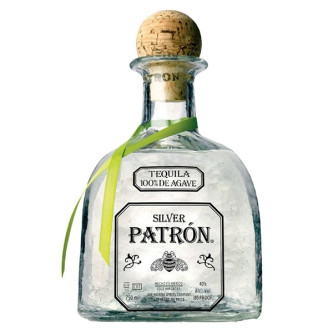 Tequila Patron Silver 0.7L