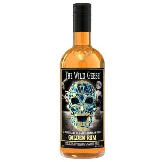 The Wild Geese Golden Rum 0.7 L
