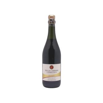 Spumant Villa Cardini Lambrusco Rose 0.75L