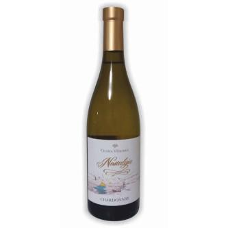 Vin Alb Chardonnay Nostalgia 0.75L