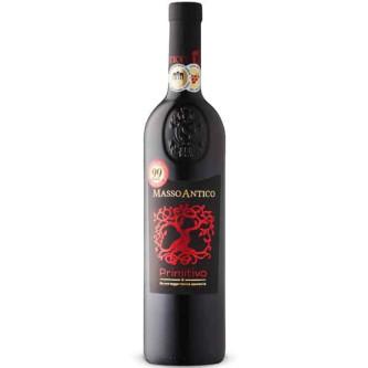 Vin Rosu Masso Antico Primitivo 0.75L