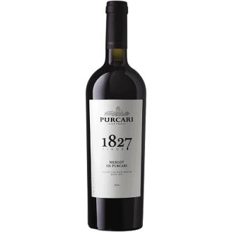 Vin Rosu Purcari Merlot 0.75L