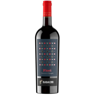 Vin Rosu Radacini Fiori Feteasca Neagra 0.75L