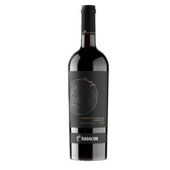 Vin Rosu Radacini Vintage Cabernet Sauvignon&Merlot 0.75L