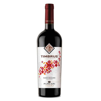Vin Rosu Timbrus Rara Neagra 0.75L