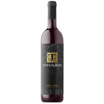 Vin Rosu Thesaurus Cupaj Reserve 0.75L