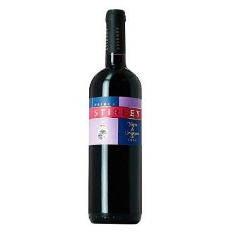 Vin Rosu Stirbey Negru de Dragasani 0.75L