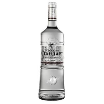 Vodka Russian Standard Platinum 1L