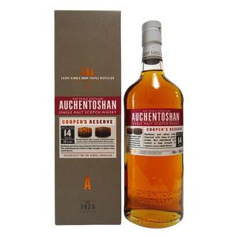 Whisky Auchentoshan Cooper's Reserve 14 ani 0.7L