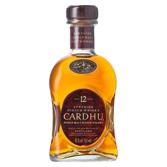 Whisky Cardhu 12 ani 0.7L