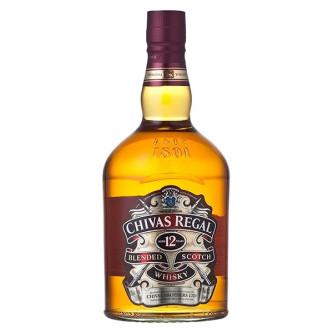 Whisky Chivas Regal 12 Ani  1L