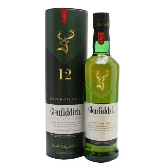 Whisky Glenfiddich 12 ani 0.7L