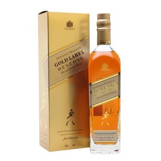 Whisky Johnnie Walker Gold Reserve 0.7L