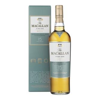 Whisky Macallan 15 ani 0.7L