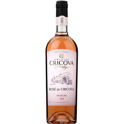Vin Rose Cricova Prestige 0.75L