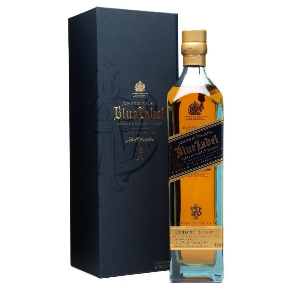 Whisky Johnnie Walker Blue Label 0.7L