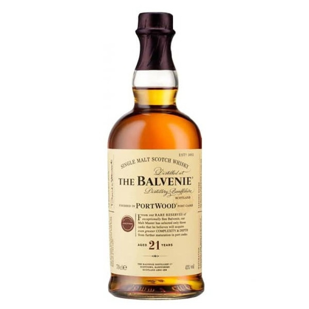 Scotch The Balvenie Portwood 21 Ani 0.7L